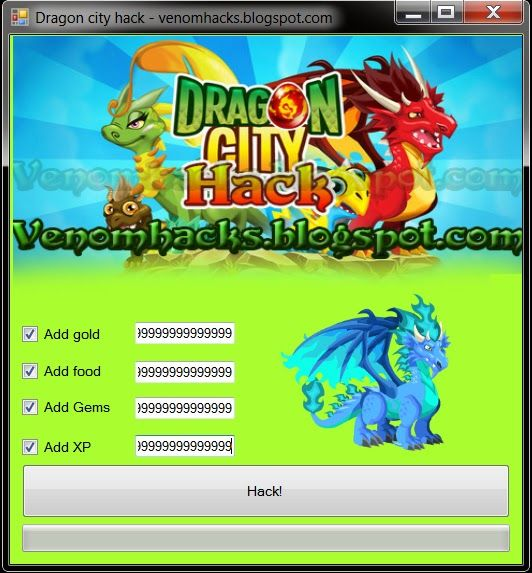 hack dragon city gems 99999 android