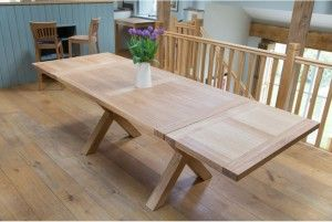 Provence extending dining table