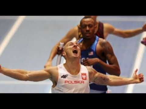 Men 4x400 Metres FINAL Poland WORLD RECORD champoinship 2018 higlights P...