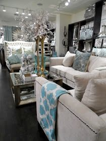 FOCAL POINT STYLING: Z GALLERIE SCOTTSDALE   REOPENING STORE TOUR