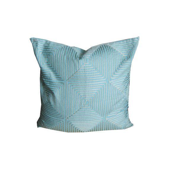 blue pillows sofa pillows blue toss pillows couch pillow covers 20x20 pillow