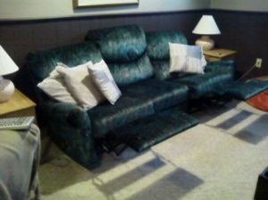 Recliner Sofa Great Condition