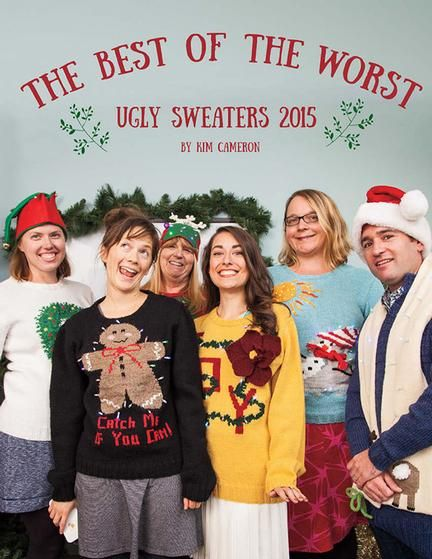 The Best of the Worst - Ugly Sweaters 2015 - free