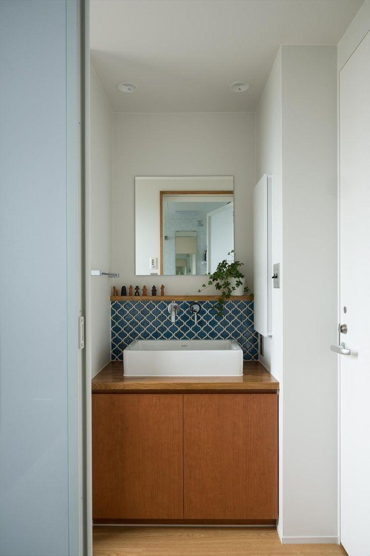 どうしたらいいの?生活感のない洗面所に仕上げる7つのポイント - Yahoo!不動産おうちマガジン