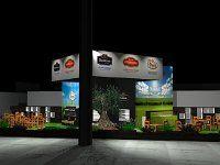 Progetto Stand Ambrosini Studio Arch. Matteo Calvi www.matteocalvi.it