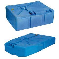 Crosslinked polyethylene boat  fuel tanks for both use petrol or gasoil