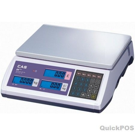 QuickPOS giving Christmas offer on Digital Scale of 15kg Scale with Backlit LCD Display http://bit.ly/1MqxMCU