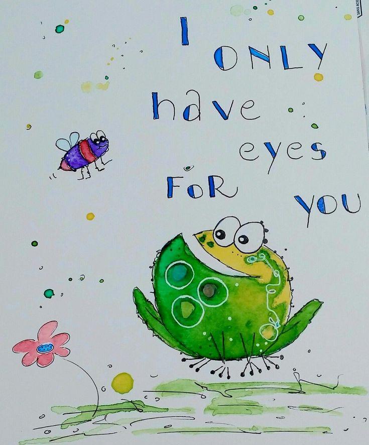 Happy Painting Frosch | Frosch malen, Kinder malerei ...
