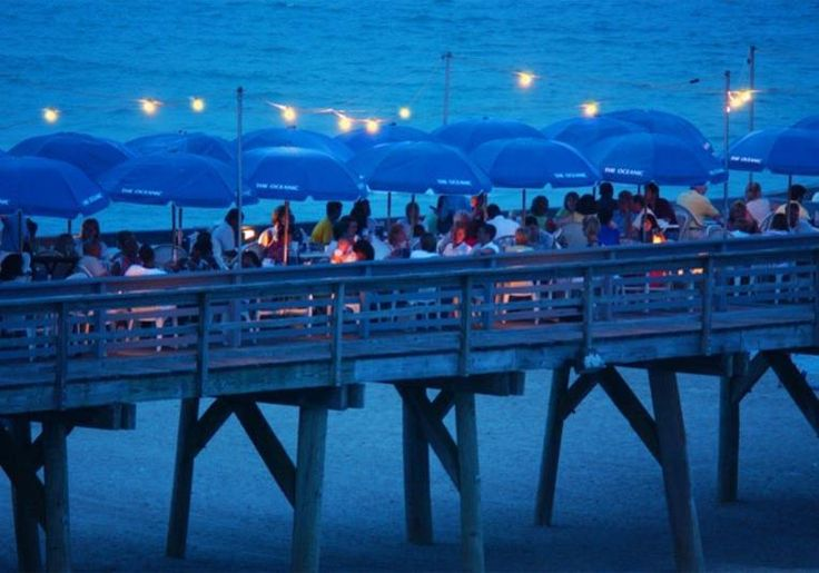 Wrightsville Beach NC | North Carolina   Home of Dawson's Creek!  Fun clubs and bars on the strip with beach stores.  Great place to rent a beach condo on the beach.  A little island off of the east coast, connected to Wilmington, NC.