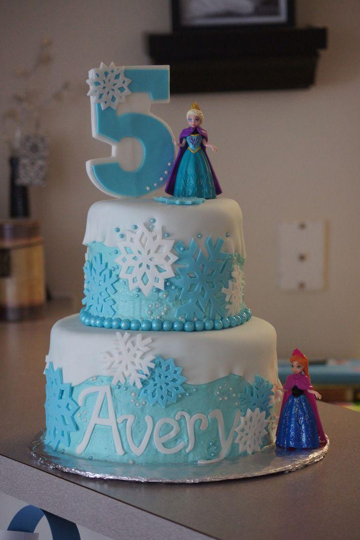 Pin Disney Frozen Birthday Party Free Printables Cake On