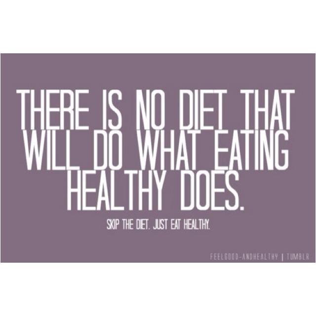 Nada remplaza una buena alimentacion;-)