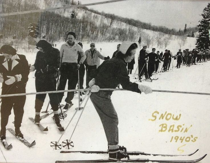 75th Anniversary History Blog - Part 2 | Snowbasin Before it was Snowbasin Resort it was known as Mt. Ogden Magic Valley for a hot second. Read about it here.