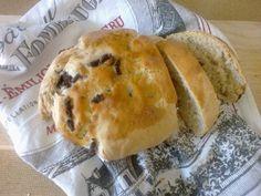 Dina's sweets: Ελιόψωμο...Βασική συνταγή για εύκολο σπιτικό ψωμί!