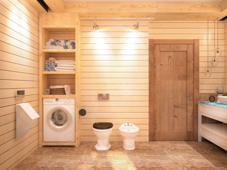 Картинки по запросу чем закрыть трубы в ванной деревянный дом