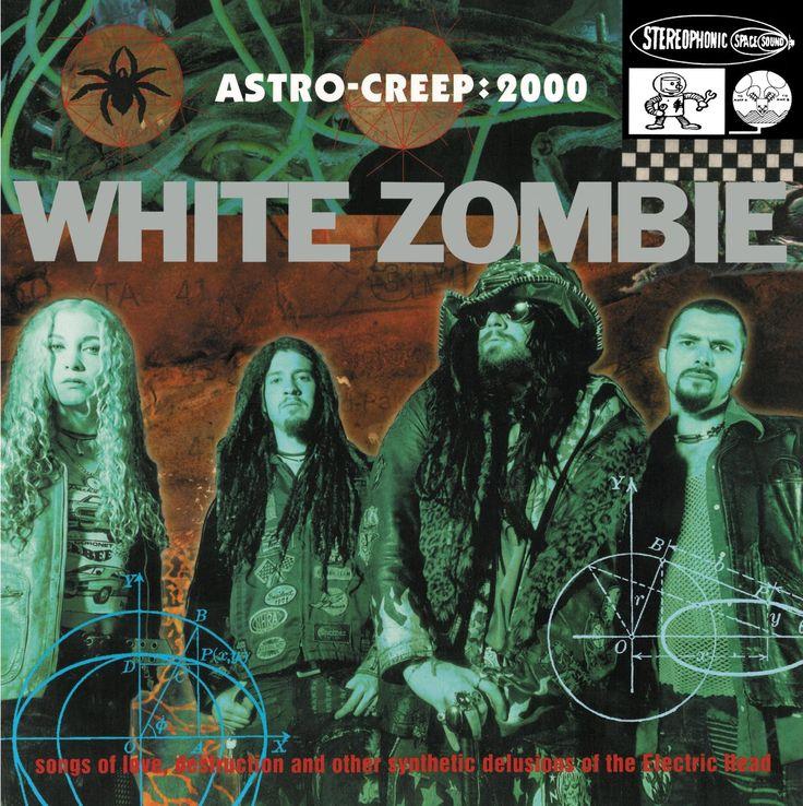 Astro-Creep 2000 Songs [VINYL] by White Zombie: Amazon.co.uk: Music