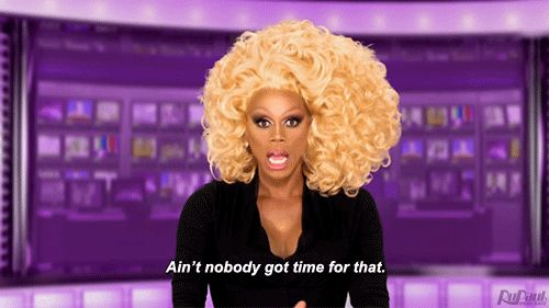 Pin for Later: 40 RuPaul's Drag Race Quotes You Must Start Using Immediately When Someone Asks If You Have Any Regrets