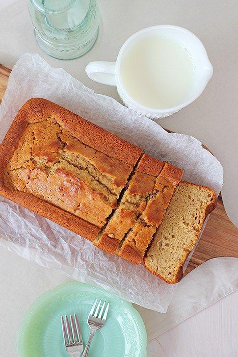 ... pancake: Maple yogurt pound cake | Yogurt, Pound Cakes and Pancakes
