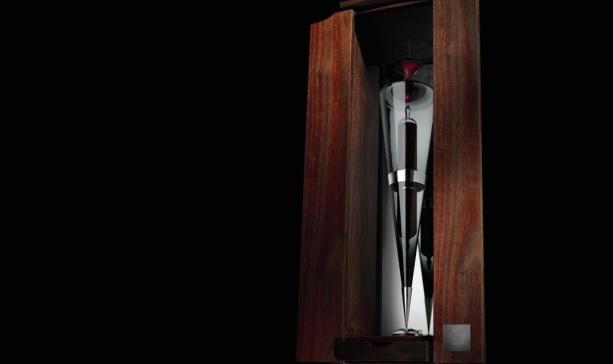 Wine as Art: Penfolds Launch Amazing $168,000 Designer Wine Ampoule
