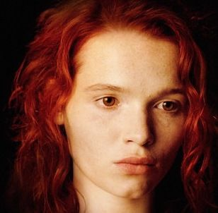 Super Red hair as seen in Perfume: The Story of a Murder