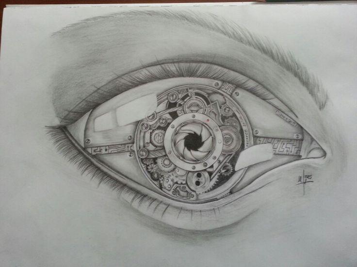 Mechatronic Eye