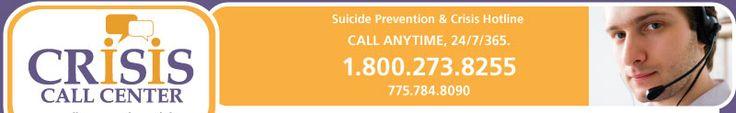 Crisis Services | Suicide Prevention
