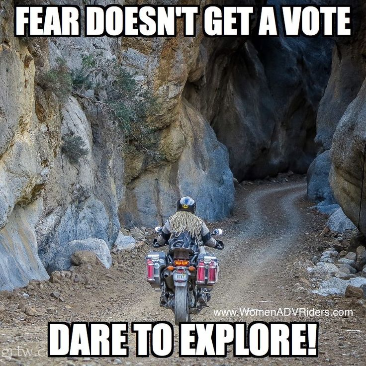 Dare to Explore! #womenadvriders #adventureriding  #daretoexplore