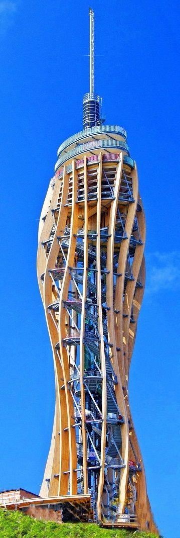 Vyhliadková veža Pyramidenkogel, jazero Wörthersee | KamKam.eu – turistika | cestovanie | výlet | lyžovanie | Rakúsko