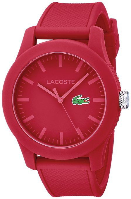 Lacoste Women's Red | The Online Mall