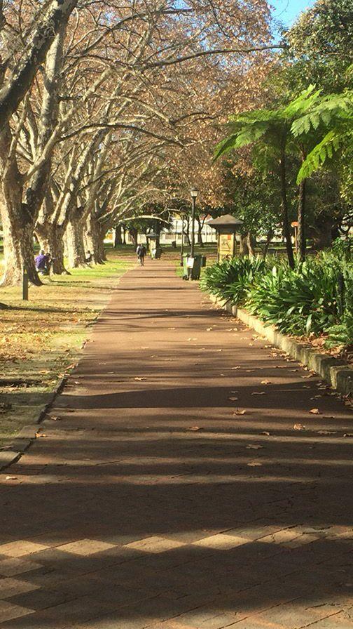 Hyde park Western Australia