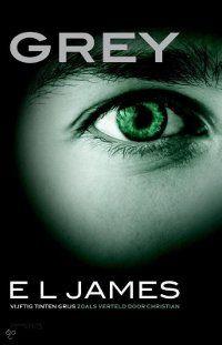 Grey: vijftig tinten grijs verteld door Christian - EL James. Reserveer: http://www.theek5.nl/iguana/?sUrl=search#RecordId=2.332040