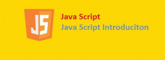 Java Script Introduction  java script is a programming language of HTML and web, if you really want to learn then java script is really...