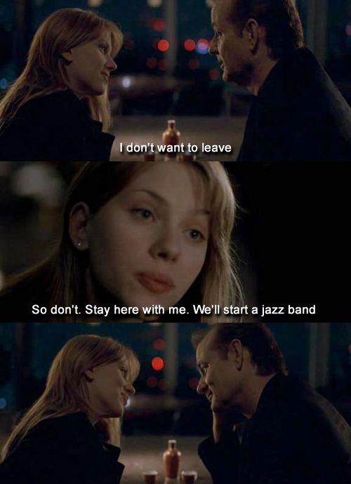 16 Quotes From 'Lost In Translation' That Are Not Hopeless