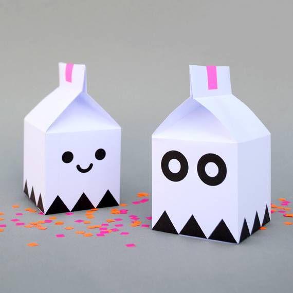 Des boites fantômes   La cabane à idées