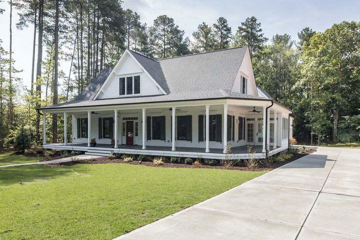 Southern Living House Plan Farmhouse Revival Dream