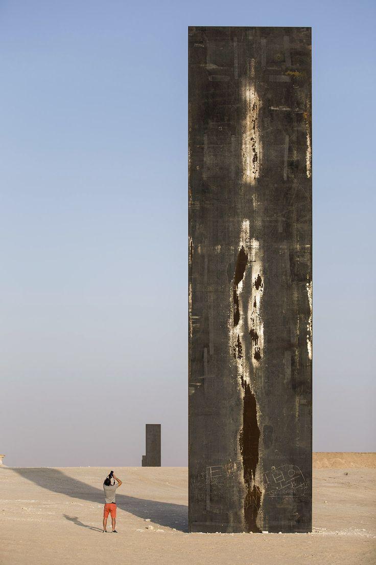 East-West/West-East de Richard Serra