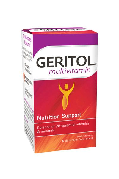 Geritol Multivitamin, Pedometers and $50 New Balance Gift Card Giveaway 7/11