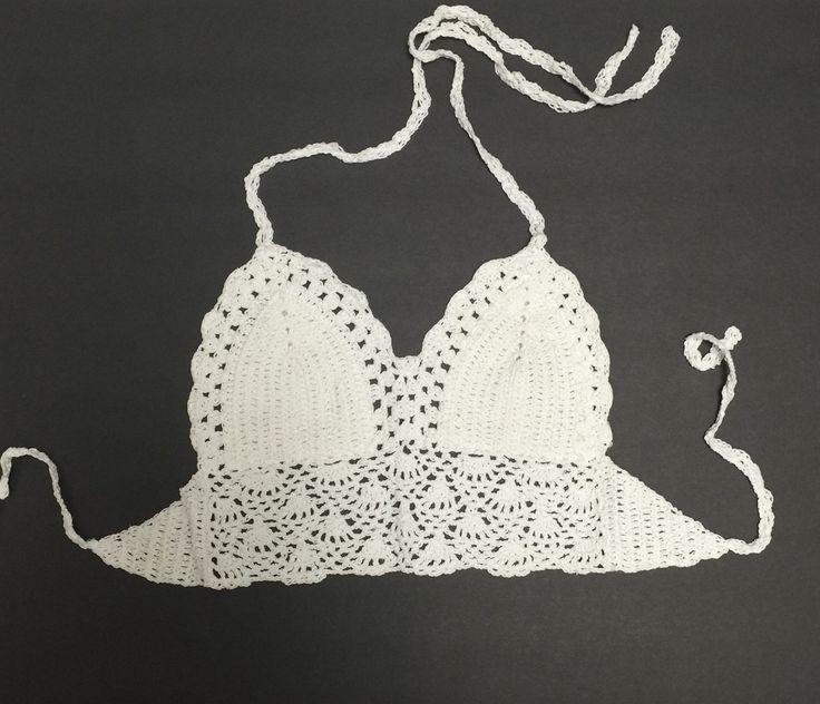 #Vintage #Crochet Top