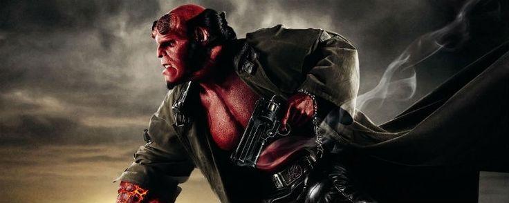 'Hellboy 3': Guillermo del Toro quiere rodar la siguiente película de la franquicia  Noticias de interés sobre cine y series. Estrenos trailers curiosidades adelantos Toda la información en la página web.