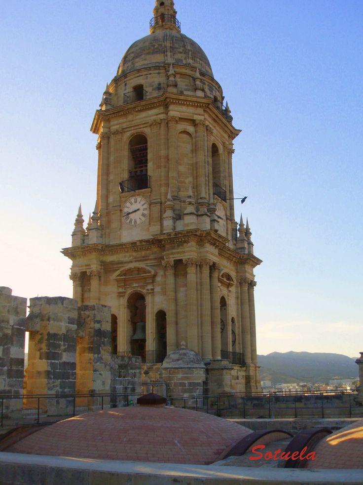 11 Torre de La Catedral de La Encarnación.JPG