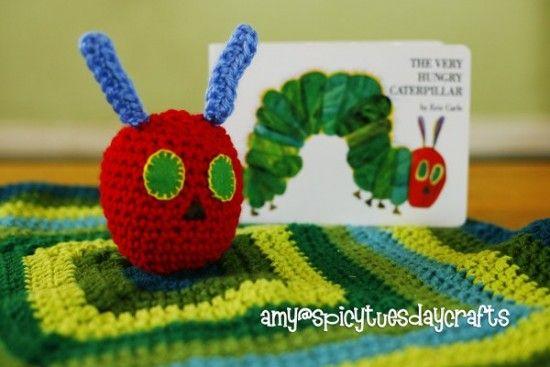 Knitting Pattern Very Hungry Caterpillar : Hungry Caterpillar Crochet Pattern Lots Of Ideas The ojays, Free croch...