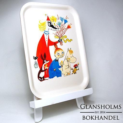 Mumin påskbricka /Moomin Easter tray
