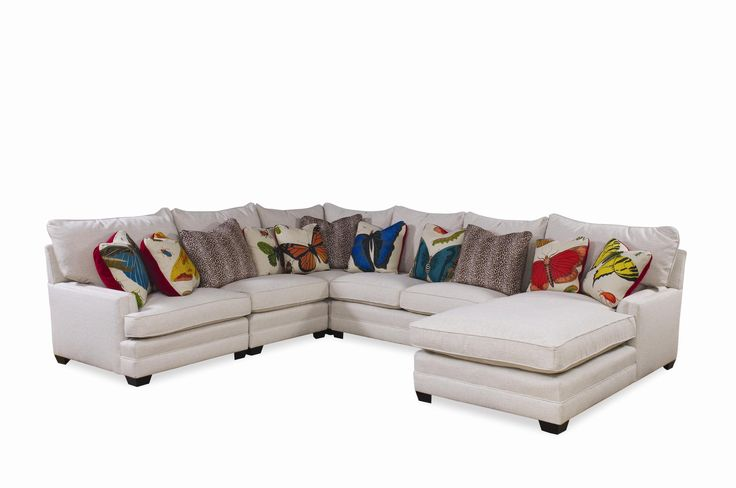 Margo Corner Sectional Sofa With Chaise By Sam Moore