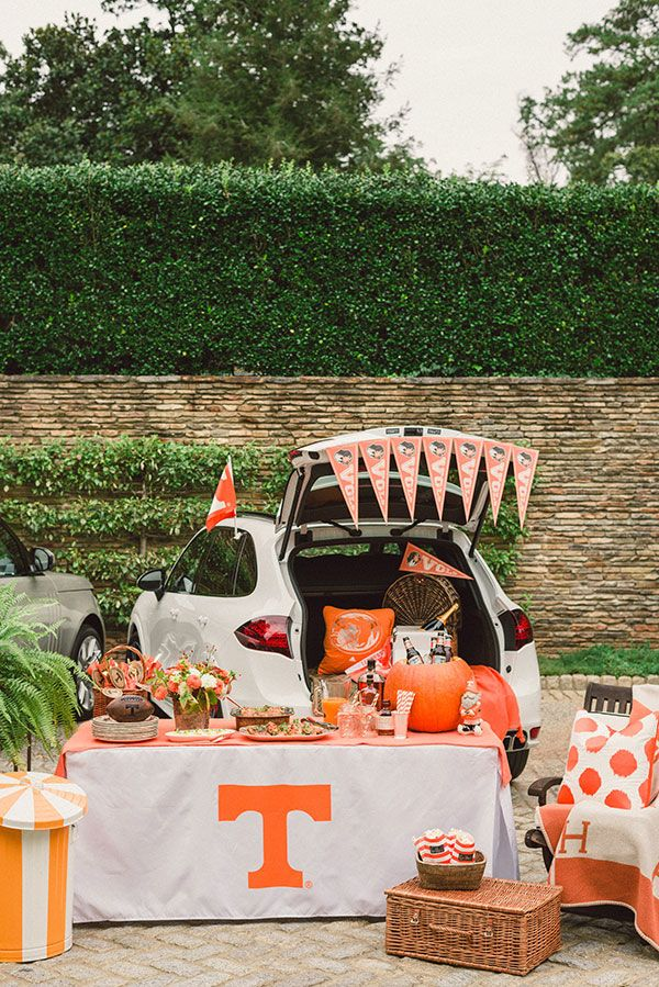 A Southern Tailgate with Waiting on Martha