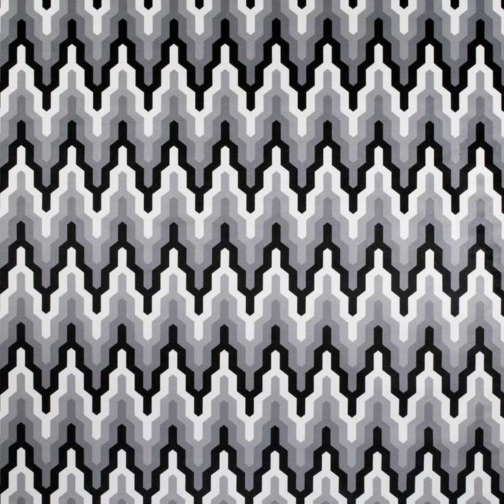 Monochrome Collection, Warwick Fabrics : BOOTLEG / Black and White