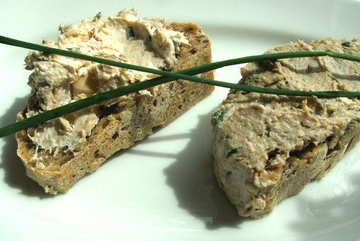 Rillettes de sardines ou rillettes de saumon ? - Blog cuisine avec du chocolat ou Thermomix mais pas que