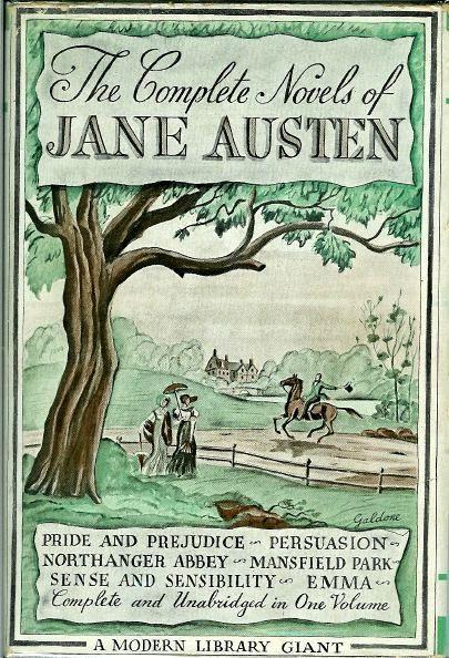 Jane Austen // The Complete Novels of Jane Austen