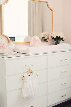Pink Princess Nursery   – Nusery ideas