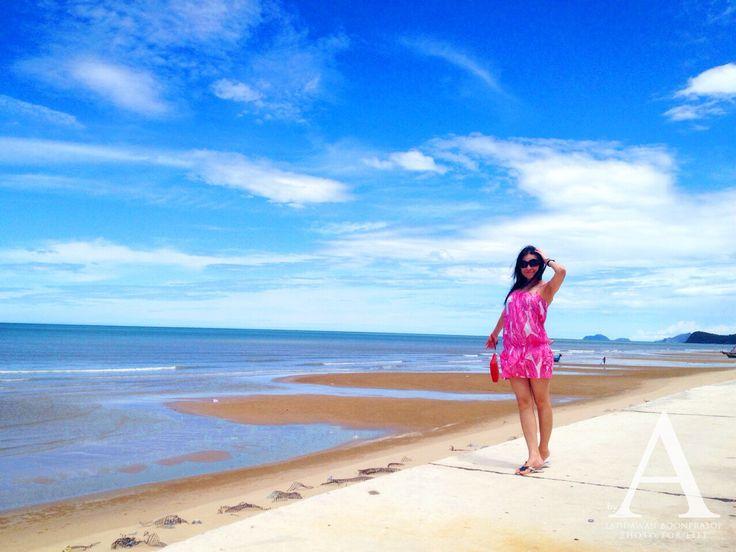 Hua Hin at Thailand