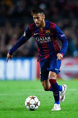 Neymar FC Barcelona v Paris Saint Germain 6gHyXwuA1e9l.jpg