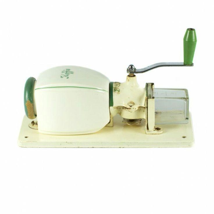 Coffee grinder before